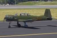 Photo: Untitled, Nanchang CJ-6A, N33ZY