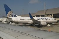 Photo: Continental Airlines, Boeing 737-700, N54711