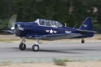 Photo: Untitled, North American T-6 Texan, N7475C