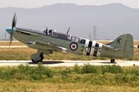 Photo: Untitled, Fairey Firefly, NX518WB