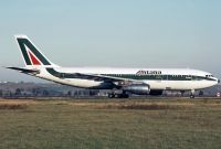 Photo: Alitalia, Airbus A300, I-BUSJ