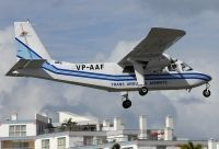 Photo: Trans Anguilla Airways, Britten-Norman BN-2B Islander, VP-AAF