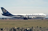 Photo: Olympic Airways/Airlines, Boeing 747-200, SX-OAE
