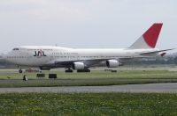 Photo: Japan Airlines - JAL, Boeing 747-400, JA8918
