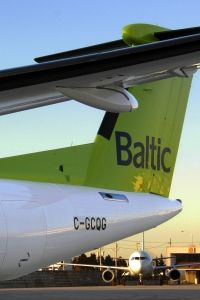Photo: Air Baltic, De Havilland Canada DHC-8 Dash8 Series 400, C-GCQG