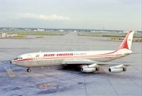 Photo: Air India, Boeing 707-400, VT-DJJ