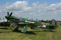 Photo: Untitled, Yakovlov Yak-3, NX854DP