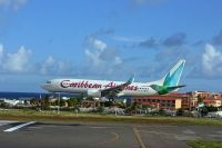 Photo: Caribbean Airlines, Boeing 737-800, 9Y-POS