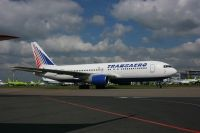 Photo: TransAero, Boeing 767-200, EI-CZD