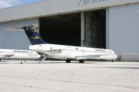 Photo: Aeropostal, McDonnell Douglas MD-80, YV-132T