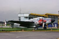 Photo: Fuerza Aerea Colombiana- FAC, Lockheed Model 18 Lodestar, FAC654