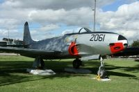 Photo: Fuerza Aerea Colombiana- FAC, Lockheed T-33 Shooting Star, FAC 2061