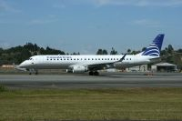 Photo: COPA Panama / Copa Airlines, Embraer EMB-190, HK-4453