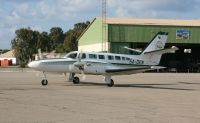 Photo: Biruni Remote Sensing Centre, Reims F406, 5A-DKW