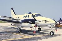 Photo: Untitled, Beech King Air, N575C