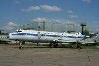Photo: Kalingrad Avia, Tupolev Tu-134, RA-65027