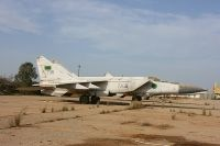 Photo: Libyan Air Force, MiG MiG-25, 7708