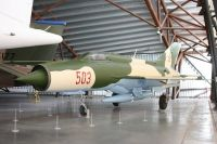 Photo: Hungary - Air Force, MiG MiG-21, 503
