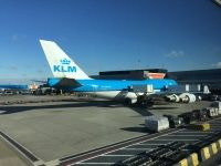 Photo: KLM - Royal Dutch Airlines, Boeing 747-400