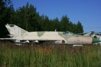 Photo: Russian Air Force, MiG MiG-21, 15