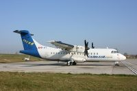 Photo: Farnair Europe, ATR ATR 42, HB-AFC