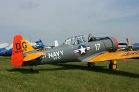 Photo: Untitled, North American T-6 Texan, N7692Z/88-9831