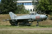 Photo: Poland - Air Force, MiG MiG-21, 809