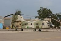 Photo: Libyan Air Force, Boeing CH-47 Chinook, LC-008