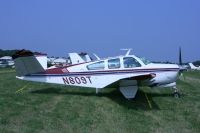 Photo: Untitled, Beech Bonanza, N809T