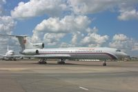 Photo: Rosslya State Transport Company, Tupolev Tu-154