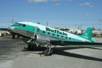 Photo: Buffalo Airways, Douglas DC-3, C-GWZS