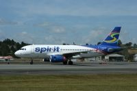 Photo: Spirit Airlines, Airbus A319, N534NK
