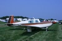 Photo: Untitled, Mooney M.20, N2318X