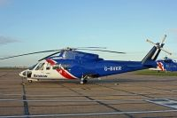 Photo: Bristow Helicopters, Westland Lynx, G-BVKR