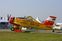 Photo: Interflug, PZL-Mielec PZL-106 Kruk, DDR-TAB