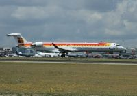 Photo: Air Nostrum, Bombardier CRJ-1000, EC-JXZ