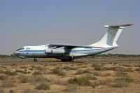 Photo: Untitled, Ilyushin IL-76, UP-I7630