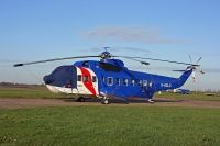 Photo: Bristow Helicopters, Westland Sea King, G-BCLD