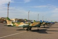 Photo: Libyan Air Force, SIAI Marchetti SF.260, 539