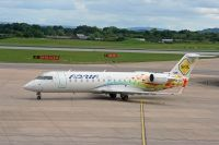 Photo: Adria Airways, Canadair CRJ Regional Jet, S5-AAD