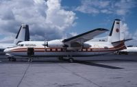 Photo: AeroGal, Fokker F27 Friendship, HC-BSL