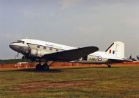 Photo: Air Atlantique, Douglas DC-3, G-AMPZ