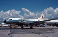 Photo: Trans Dominican Airways, Convair CV-440, HI-594CT