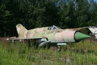 Photo: Russian Air Force, MiG MiG-21, 14