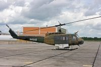 Photo: Mosquito Control, Bell UH-1 Huey, N45AD