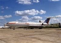 Photo: Cubana, Tupolev Tu-154, CU-TI275