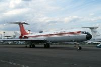 Photo: Alpha Airlines, Ilyushin IL-62, RA-86520
