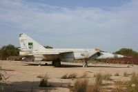 Photo: Libyan Air Force, MiG Mig-31 Foxbat, 485
