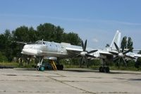 Photo: Ukrainian Air Force, Tupolev Tu-95, 01