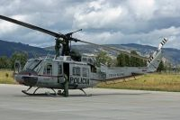 Photo: Colombia - Police, Bell 212, PNC-0738